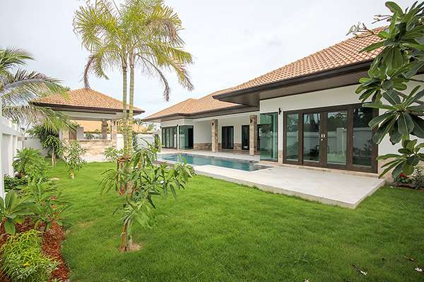 fully furnished villa for sale