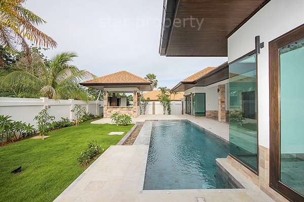 Beautiful Pool Villa at Pranburi for Sale at Pran Buri District, Prachuap Khiri Khan, Thailand