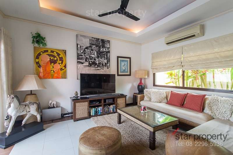 South hua hin villa for sale with pool