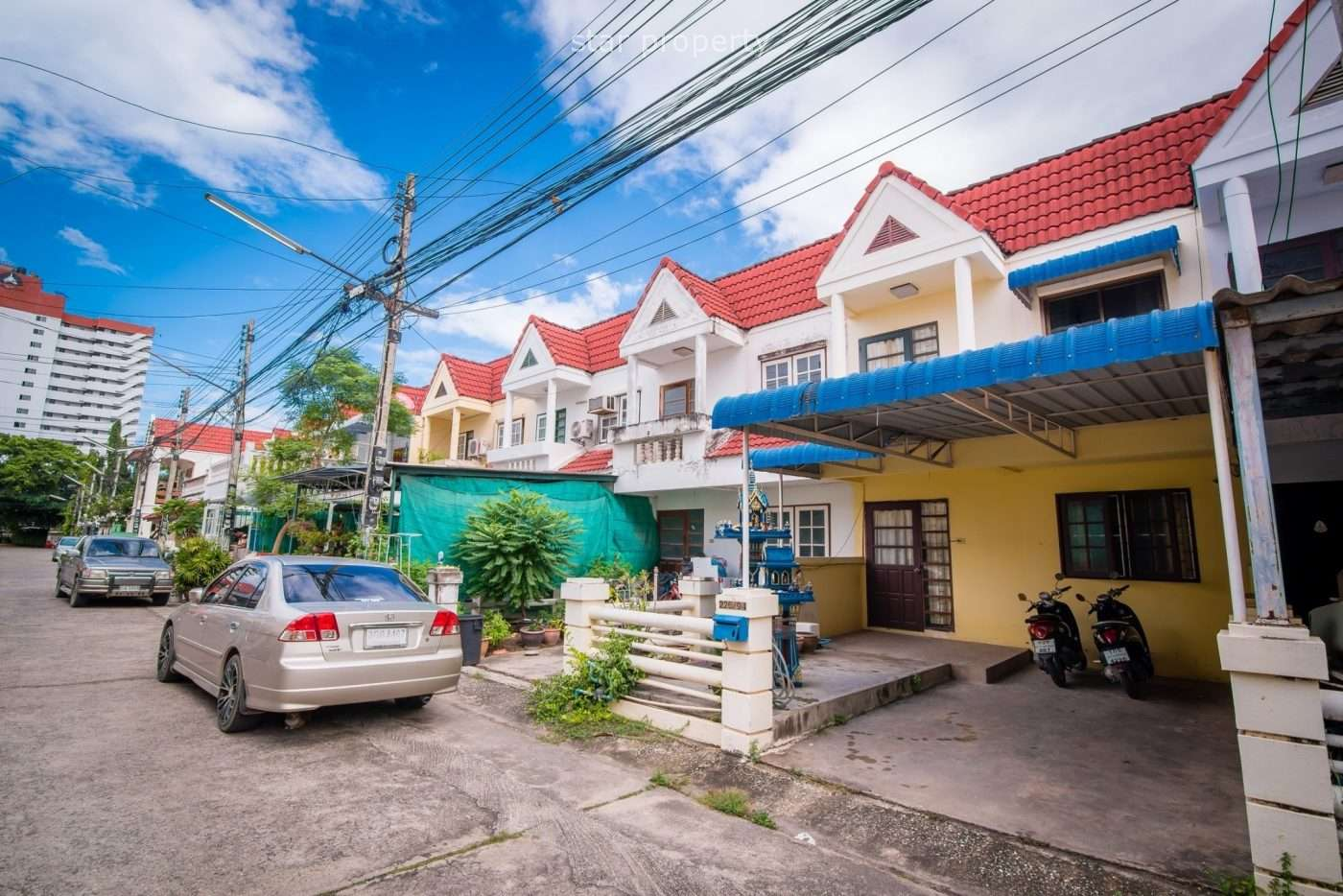 Beautiful Town House for Sale Near Hua Hin Grand Hotel