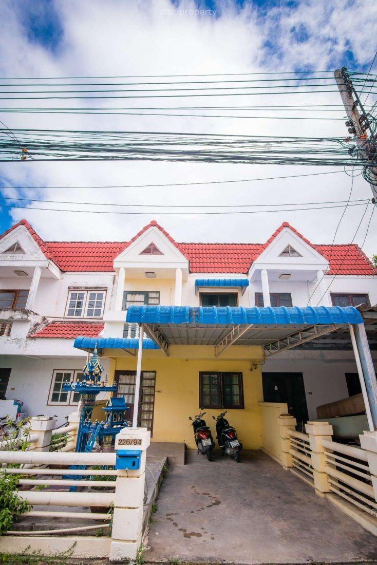 Beautiful Town House for Sale Near Hua Hin Grand Hotel at Hua Hin District, Prachuap Khiri Khan, Thailand