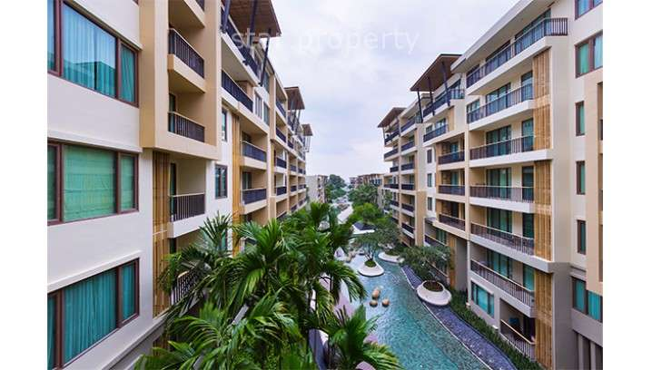 Beautiful Condominium for Rent at Baan Sansuk