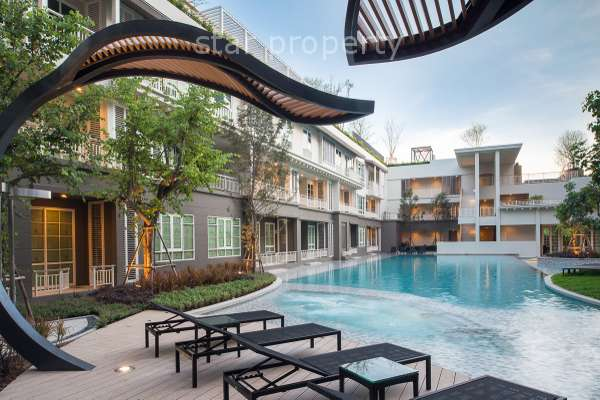 Condominium in Hua Hin for Rent at Autumn Hua Hin