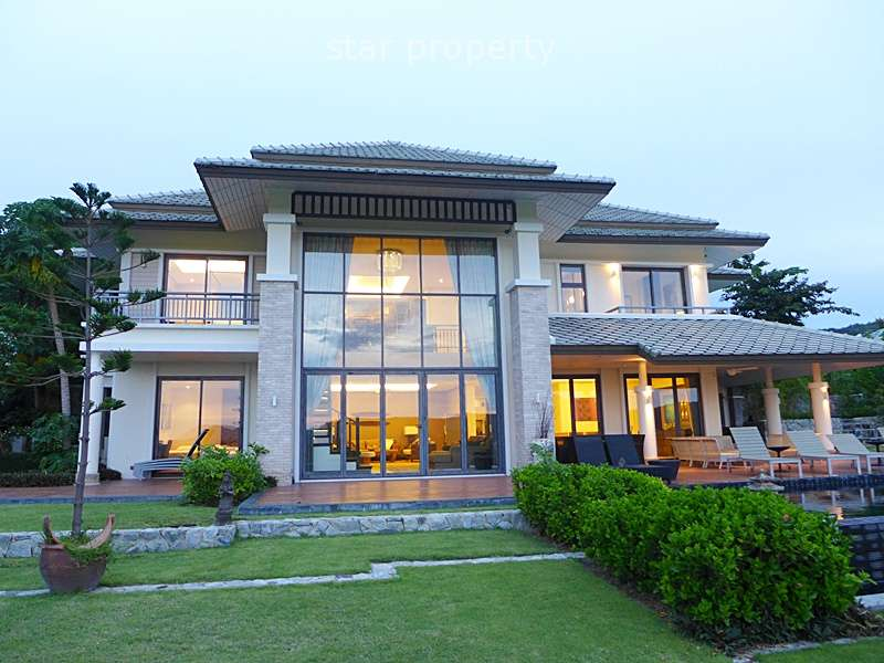 5 Bedroom Golf Course Side House for Sale at Black Mountain Hua Hin