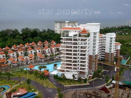 Luxury Condominium at Boat House for Rent at Boat House