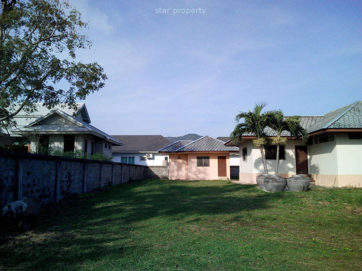 4 Bedroom Bungalow on Large Land for Sale in Hua Hin Soi 56 at Hua Hin District, Prachuap Khiri Khan, Thailand