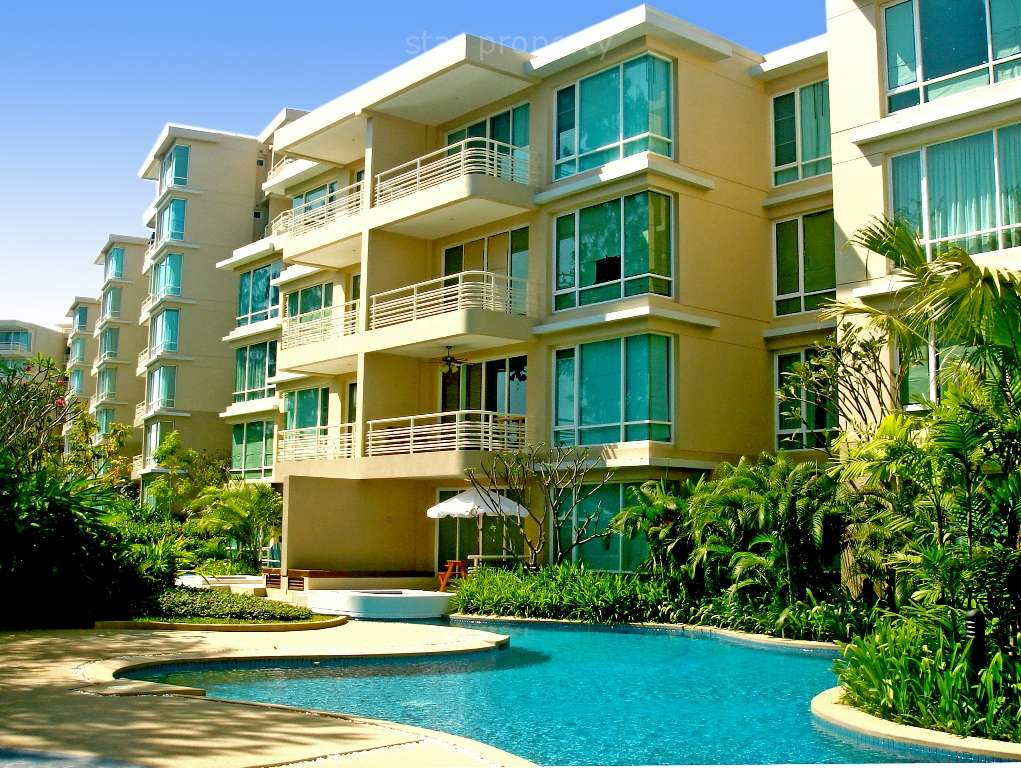 Condominium in Hua Hin for Rent-Baan Sanploen at Baan Sanploen