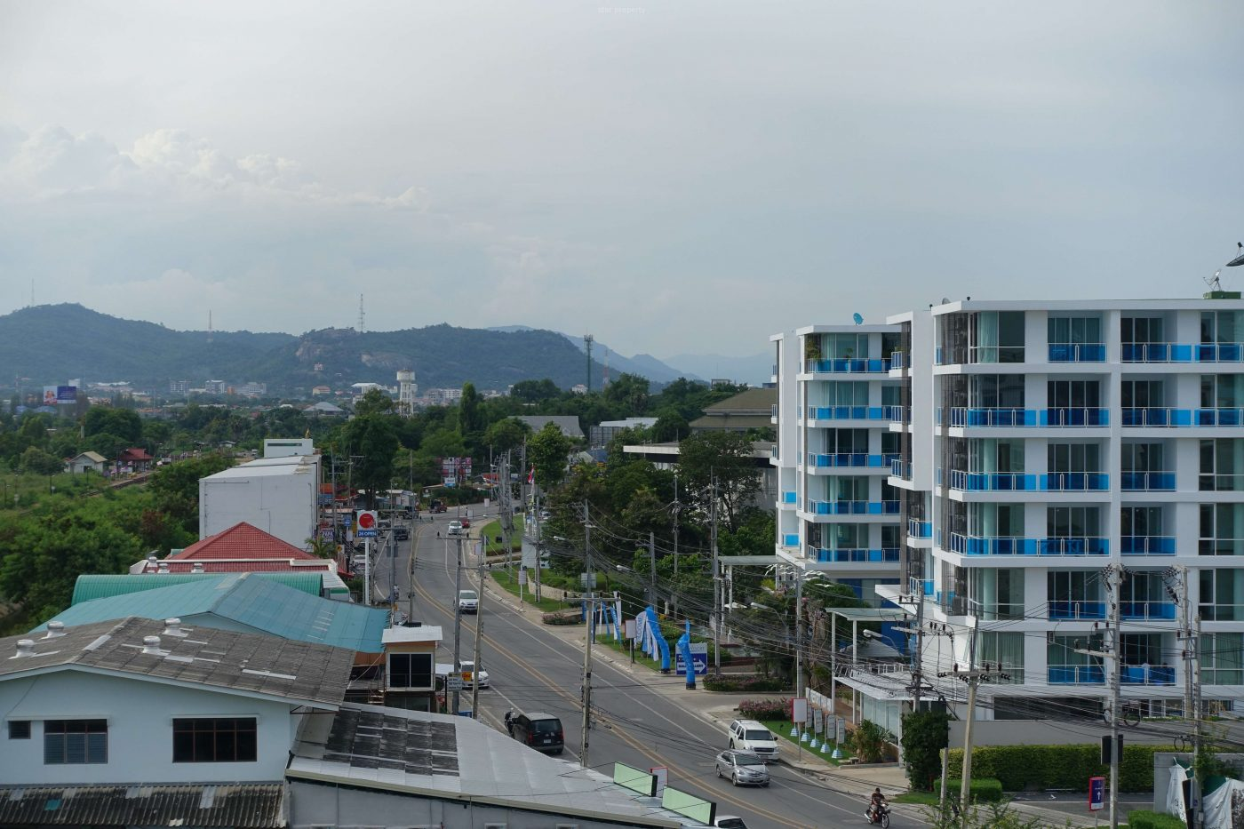 Condominium in Hua Hin for Rent at Baan Imm Aim Huahin