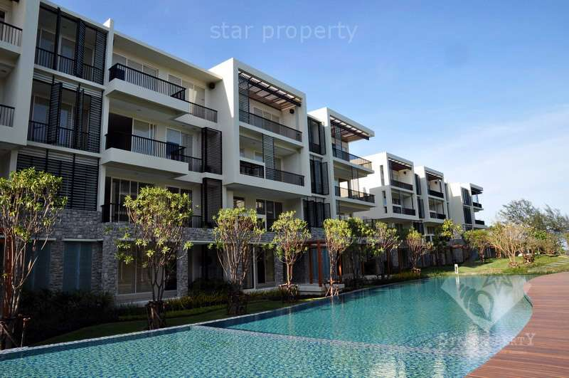 Luxury Condominium  in Hua Hin for Rent at Baan Nubkluen