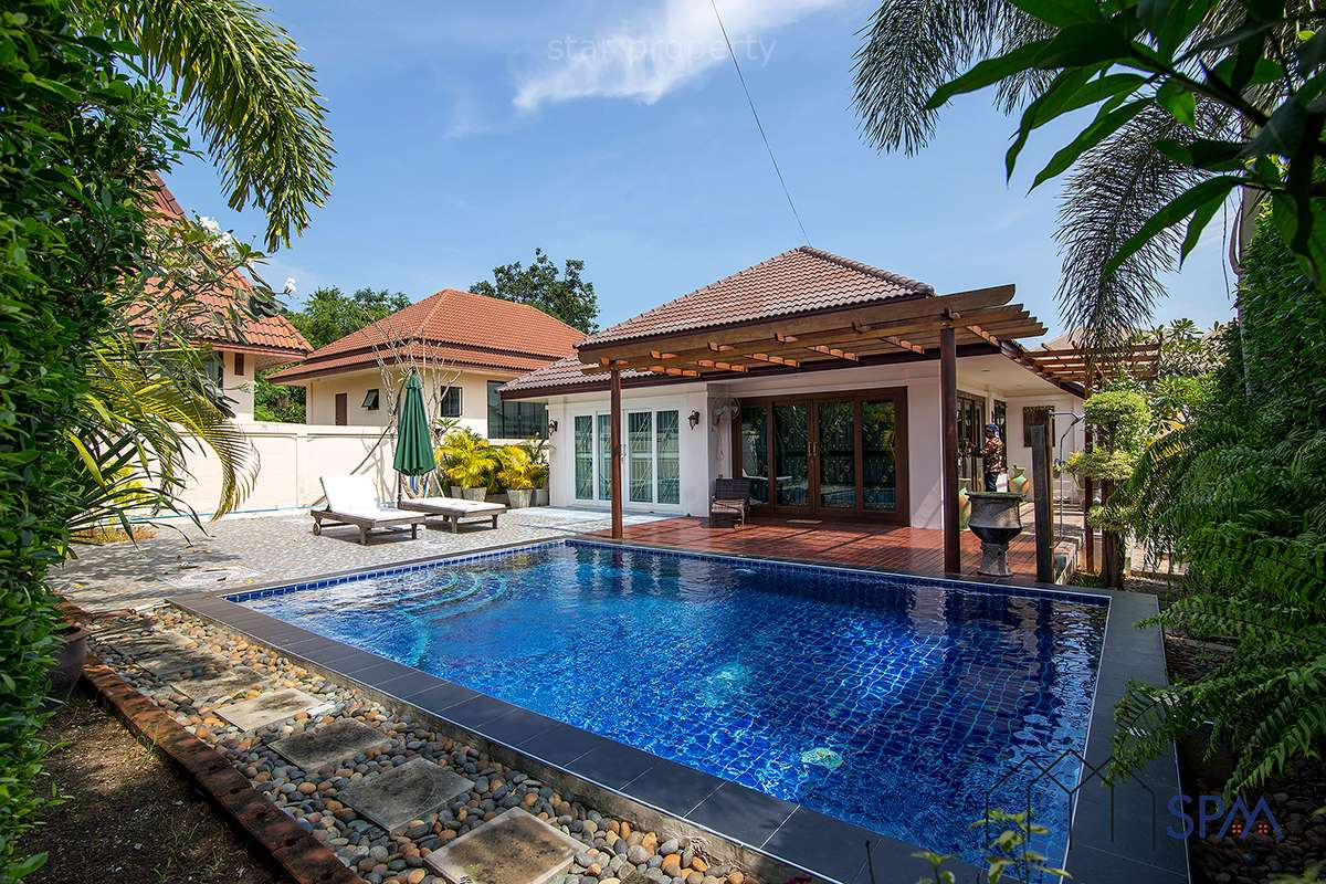 Beautiful Pool Villa for Sale at Horizon Soi 88 Hua Hin at Hua Hin District, Prachuap Khiri Khan, Thailand