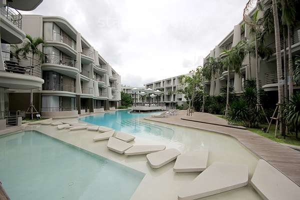 Baan Sankram Condominium 2 Bedrooms for Rent at Baan Sankram Condominium