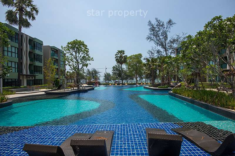 Fully Furnished Apartment for Rent at Lumpini park beach