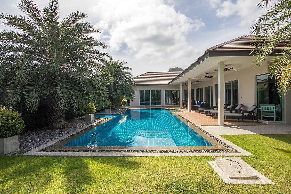 Stunning 3 Bedroom Pool Villa for Sale in Hua Hin Soi 114 at Soi 114 Hua Hin District