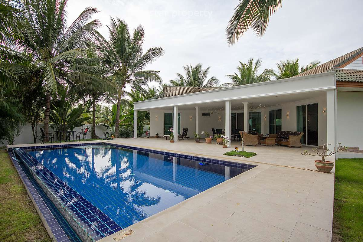 2 Bedroom Pool Villa for Sale near Natural Hills 2 Hua Hin at Hua Hin