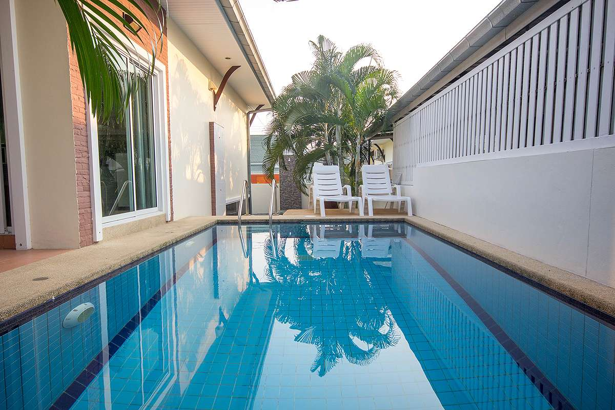2 Bedroom Pool Villa in Hua Hin View Soi 56