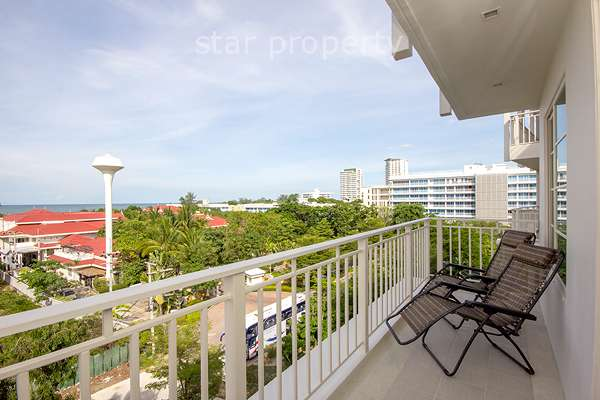 Condominium on Takiab Beach for Rent at Summer Condominium