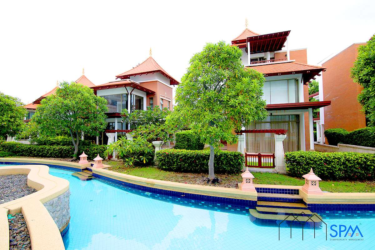 4 Bedroom Townhouse for Sale at Boathouse Hua Hin at Boathouse