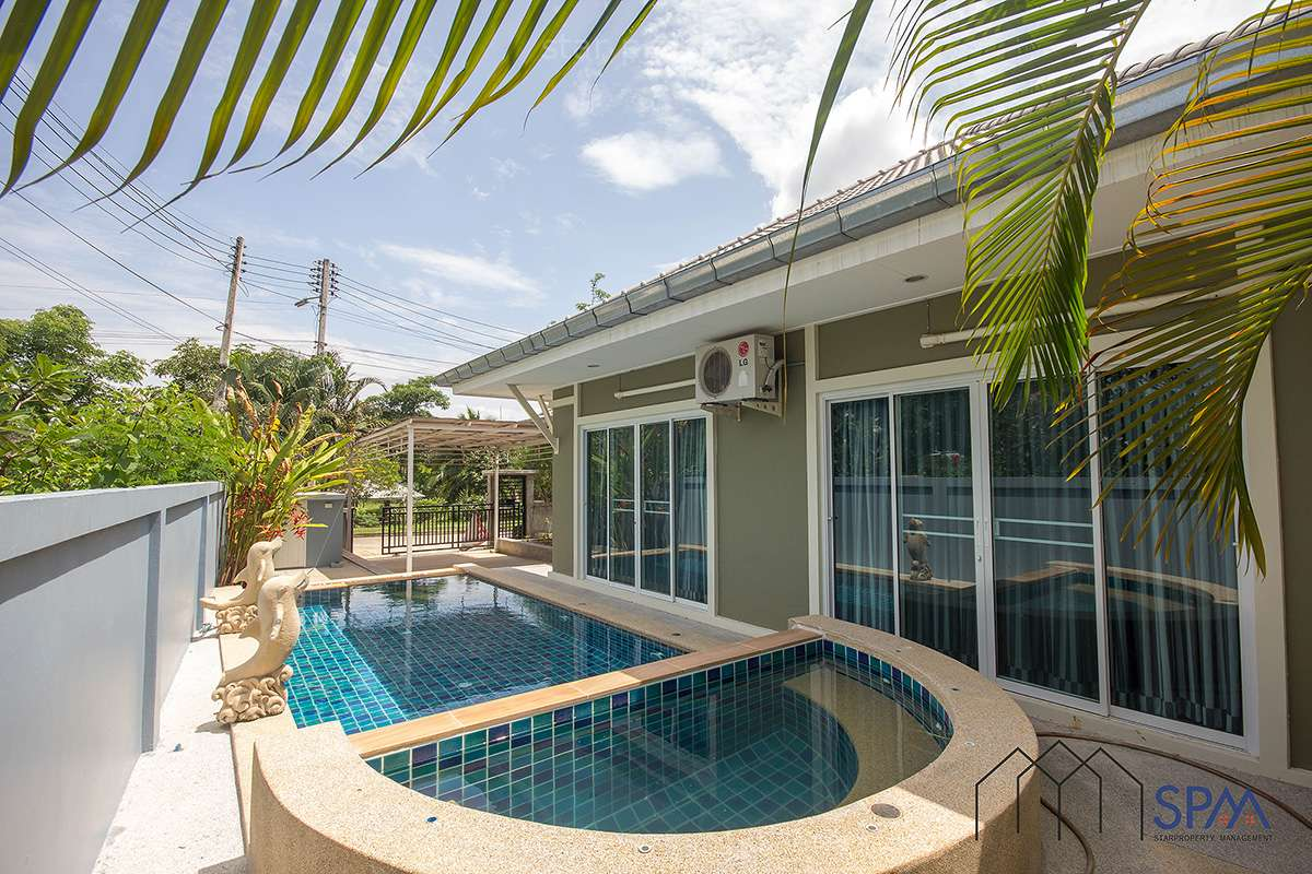 Pool Villa For Sale Kirinakara Hua Hin Soi 70 at Kirinakara Hua Hin Soi 70