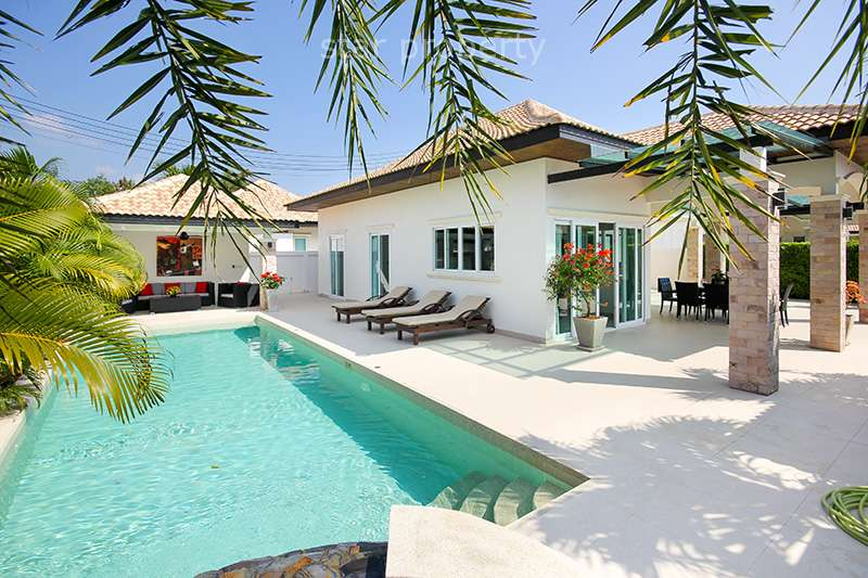 Orchid Paradise Home 2 for Sale in Hua Hin Soi 56