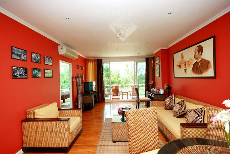 Luxury Condo on Hua Hin Beach for Rent at Baan Sanploen