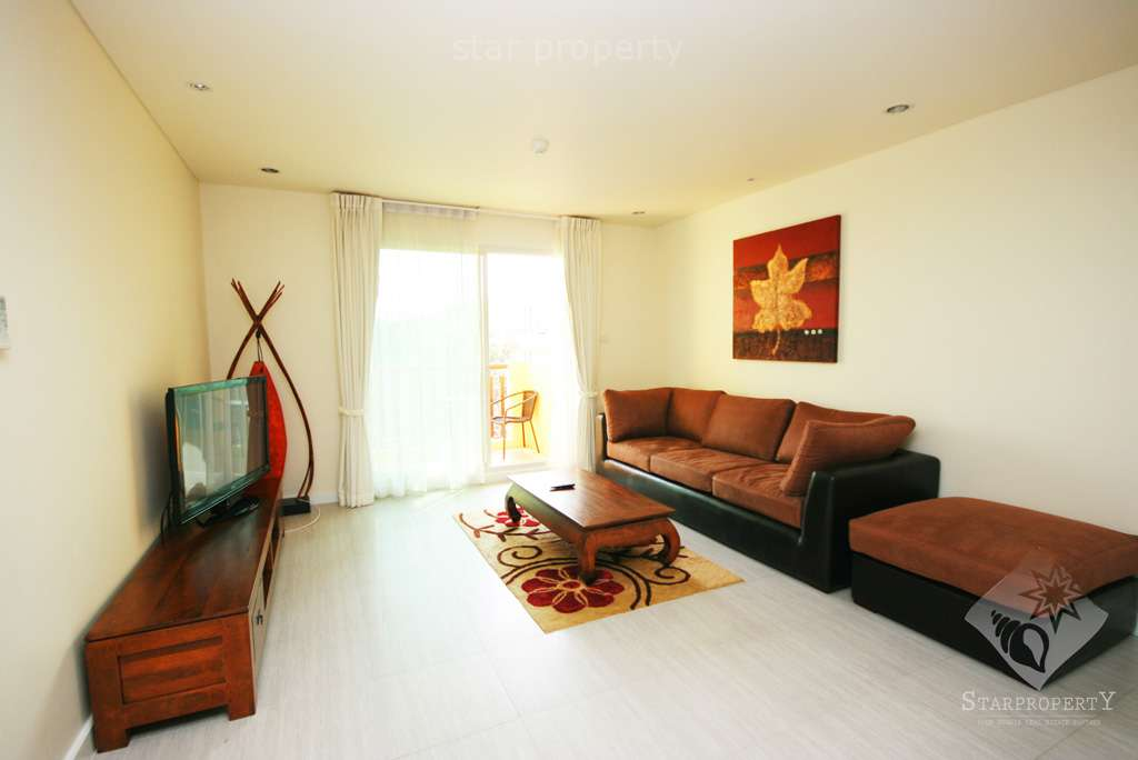 Condominium for Rent in Hua Hin Town at Mykonos Condominium