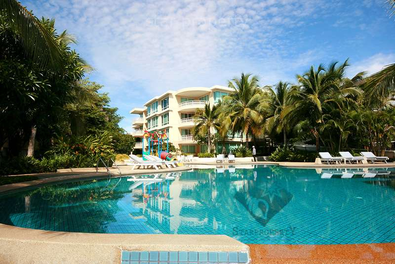 Condominium in Hua Hin Town Centre for Rent at Baan Sanploen