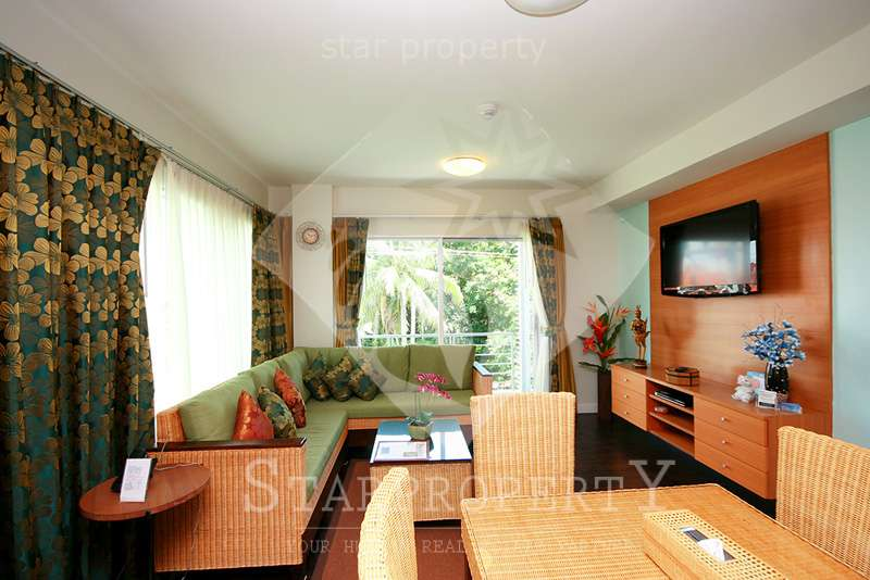 Baan Sandao Condominium 2 Bedroom for Rent at Baan Sandao