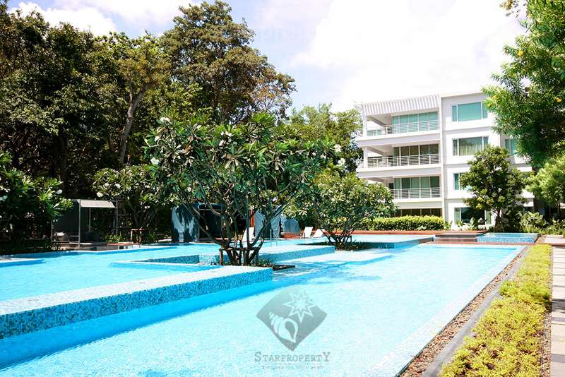 2 Bedrooms at Baan Sandoao for Rent at Baan Sandao