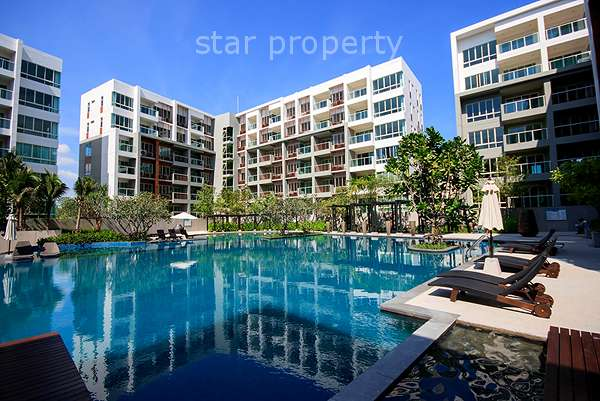 Beautiful Unit at Sea Craze for Rent at Sea Craze Hua Hin