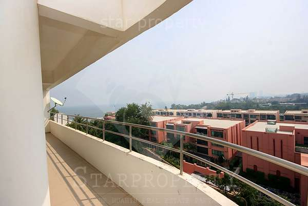 4 Bedrooms at Royal Princess Condominium on the Beach for Rent at Royal Princess