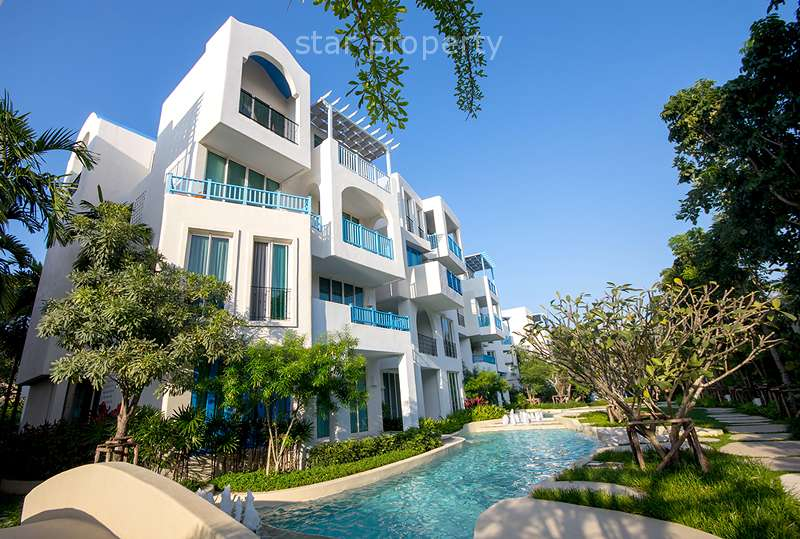 Condominium in Hua Hin for Rent at Celona Condominium