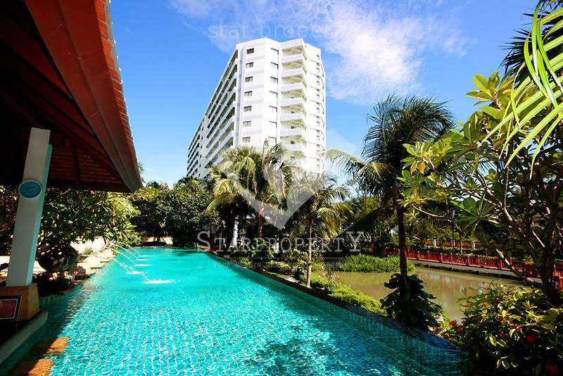 Condominium In Hua Hin for Rent at Palm Pavilion