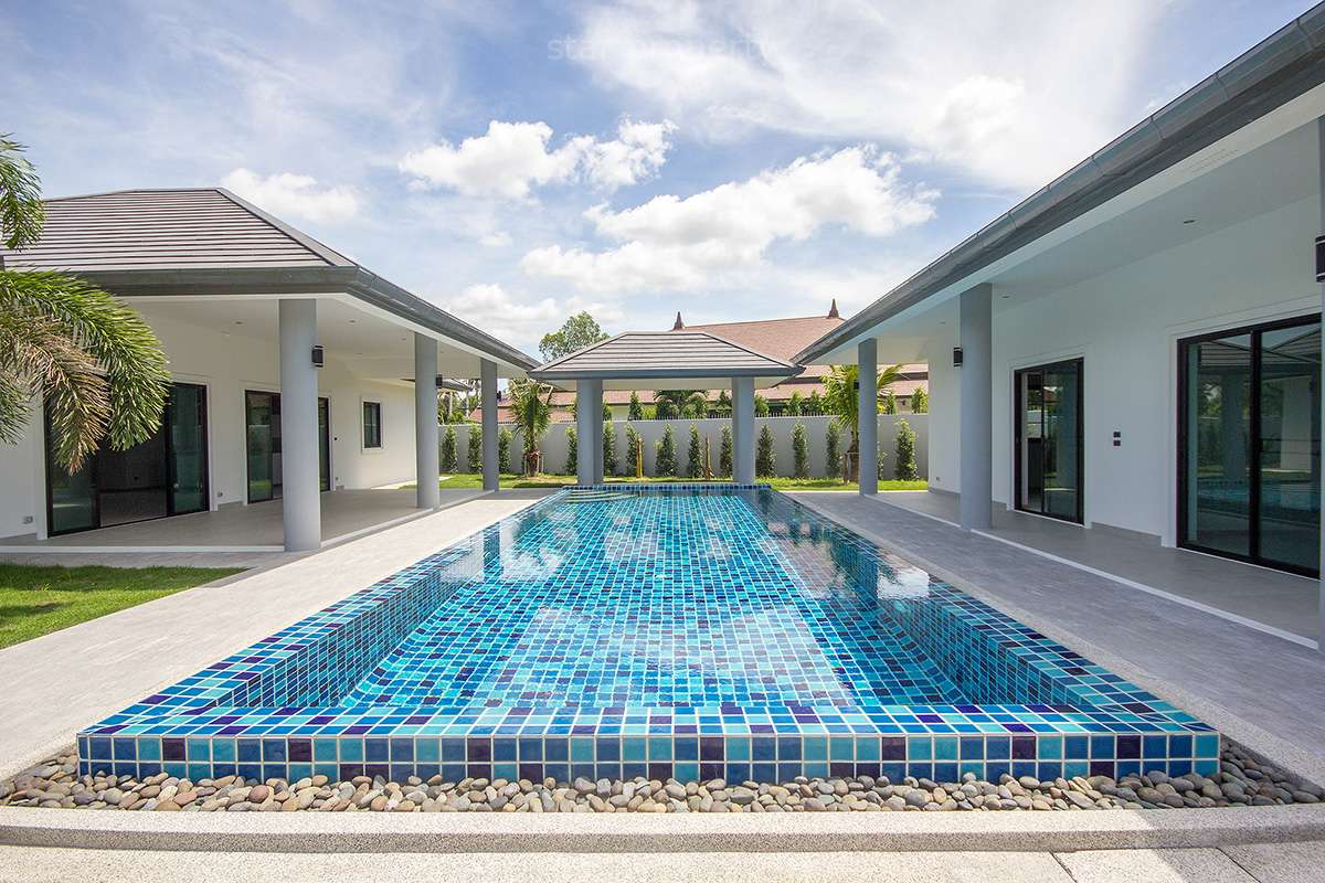 Modern Pool Villa For Sale Hua Hin Soi 70 at Hua Hin district