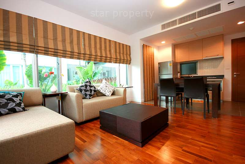 Ground Floor Unit at Baan Sandao for Rent at Baan Sandao