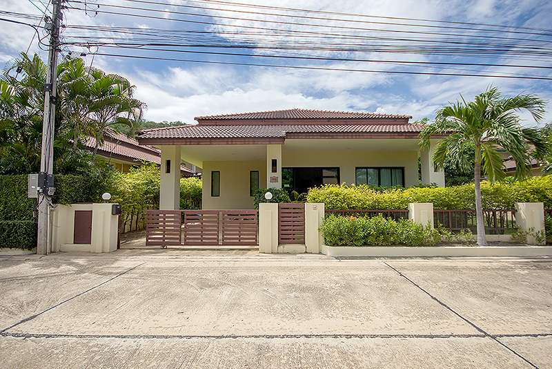 House for Rent in Hua Hin Herizon soi 88 at Hua Hin Herizon soi 88