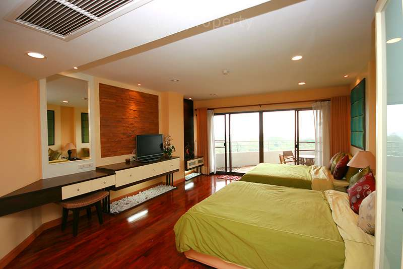 Beautiful Sea View Condo For Rent Palm Pavilion Hua Hin Soi 5 at Palm Pavilion