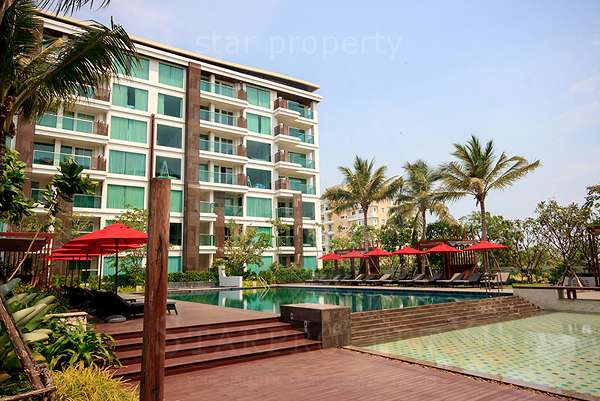 Condominium in Hua Hin for Rent at Baan Peangploen