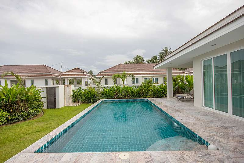 Pool Villa for rent at Wood Land Hua Hin 88 at woodland