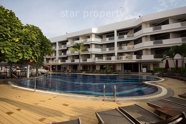 Beautiful Beach front Condominium For Rent at Imperial Hua Hin Beach