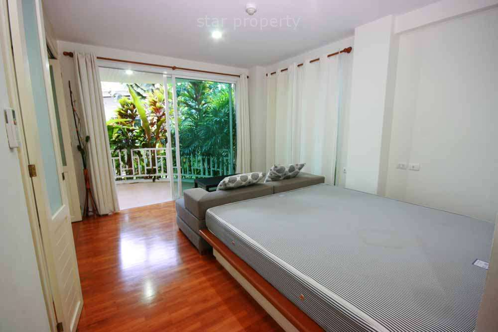 2 Bedrooms Condo with Fully Furnished at Baan Poolom