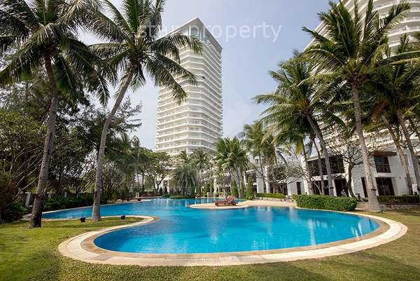 Baan Lonsai Beach Front Condo For  Rent at Baan Lonsai