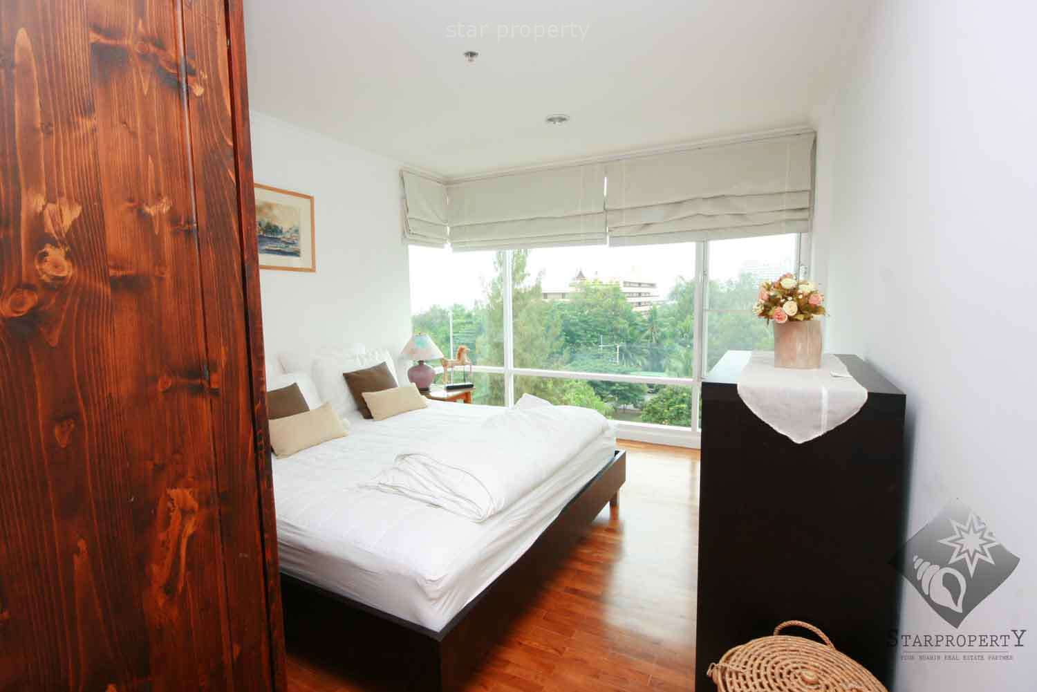 Luxury 2 Beds Unit in Hua Hin Town for Rent at Baan Sanploen