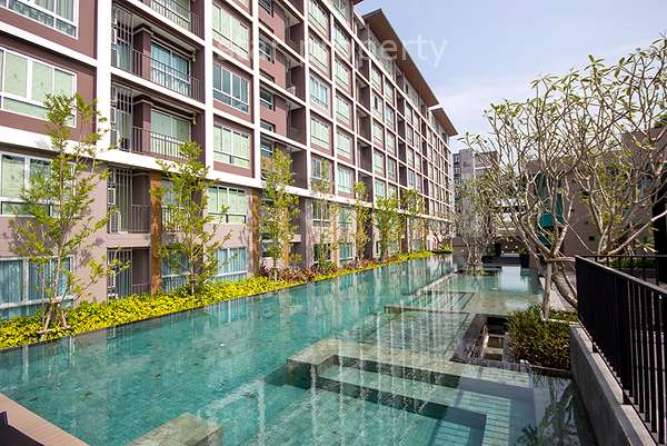 Condominium in Hua Hin for Rent at Baan Kunkoey