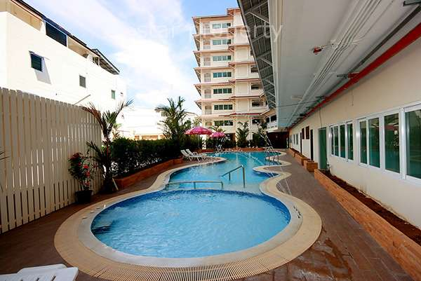 Beautiful Sea View Condo For Rent at Baan Klang