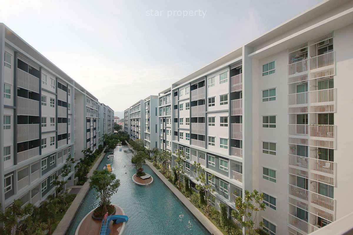 Condominium in Hua Hin for Rent at The Trust