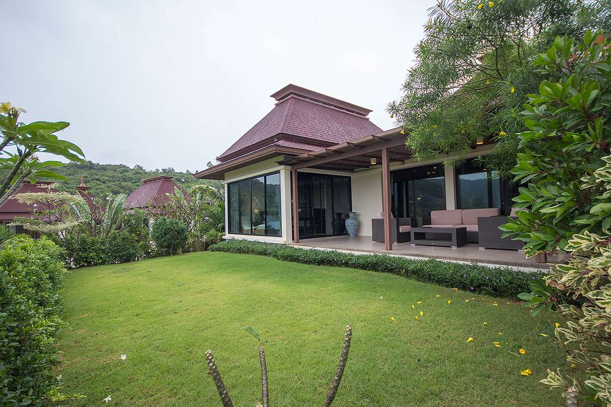 Luxury 2 Bedroom Villa for Sale at The Panorama