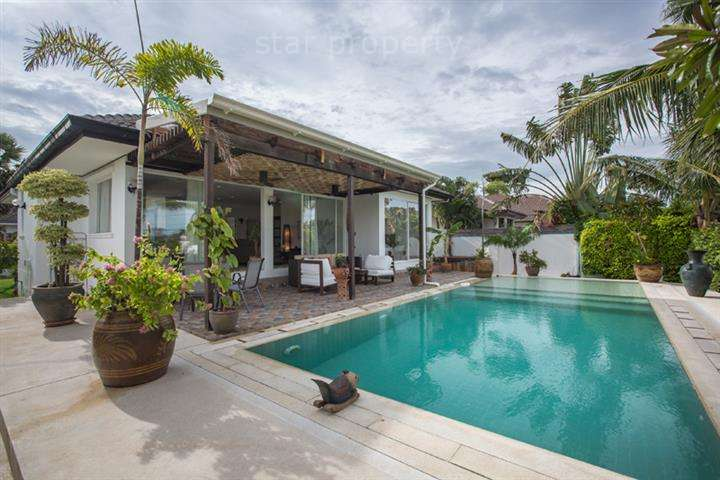 Beautiful Pool Villa for Rent in Laguna Soi 102 at Laguna