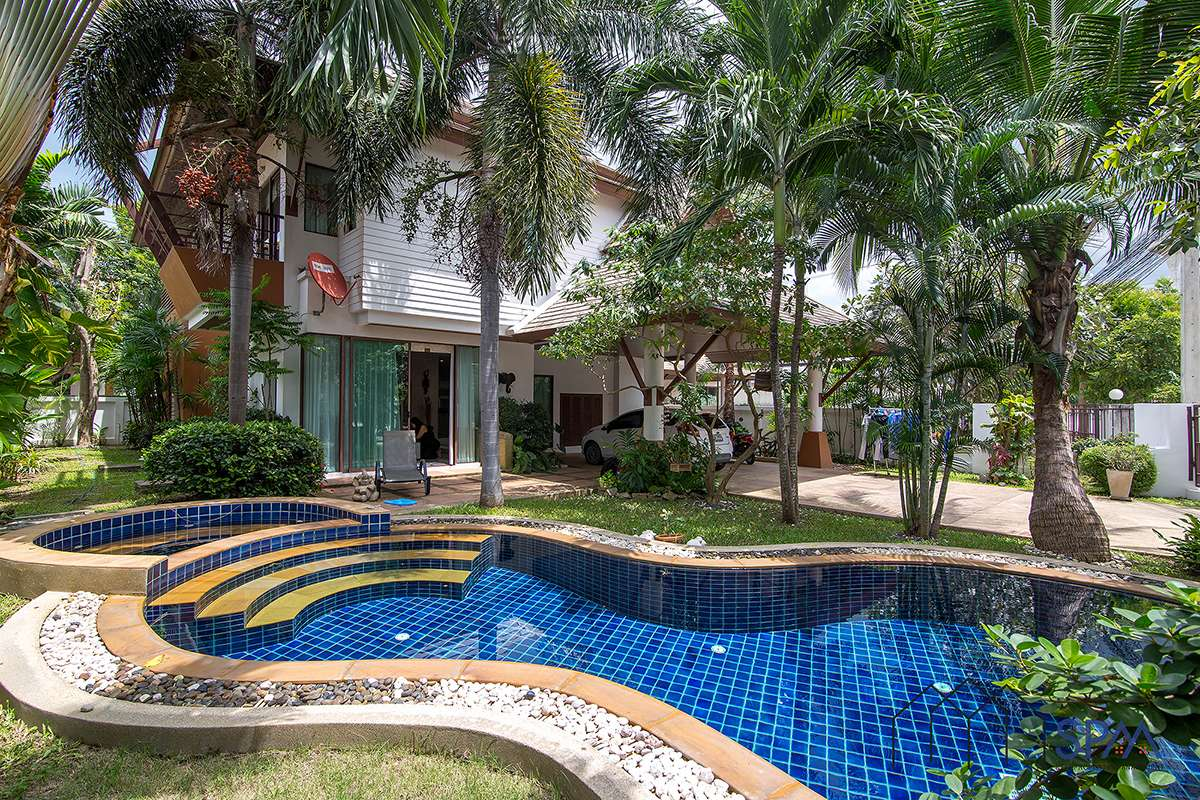 3 Bedroom Pool Villa for Sale at Lavallee Soi 70 Hua Hin at Hua Hin District