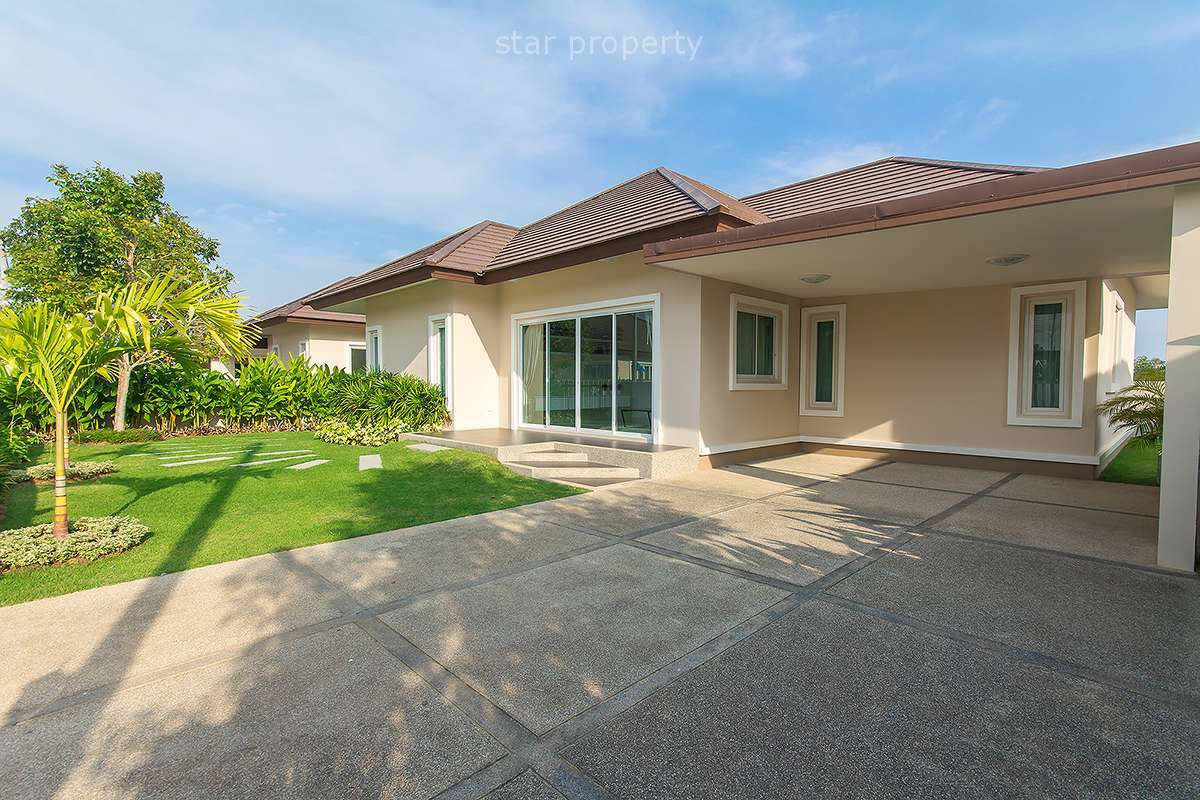 Stunning 3 Bedroom Bungalow for Sale in Pranburi