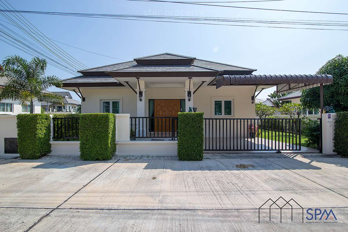 Stunning Bungalow in Nice Breeze Soi 6 for Sale at Hua Hin District, Prachuap Khiri Khan, Thailand